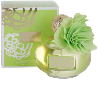 Coach Poppy Citrine Blossom парфумована вода для жінок 1