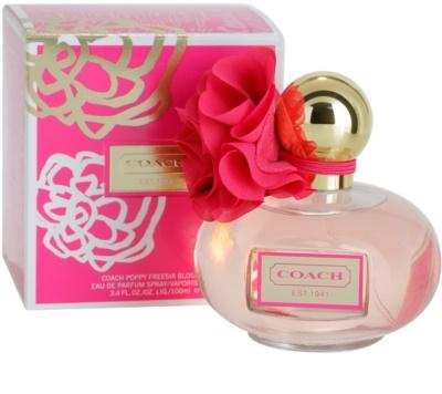 Coach Poppy Freesia Blossom Eau de Parfum para mulheres 1