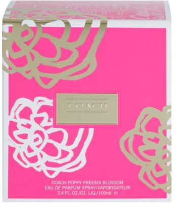 Coach Poppy Freesia Blossom Eau de Parfum para mulheres 4