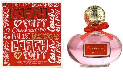 Coach Poppy Eau de Parfum para mulheres