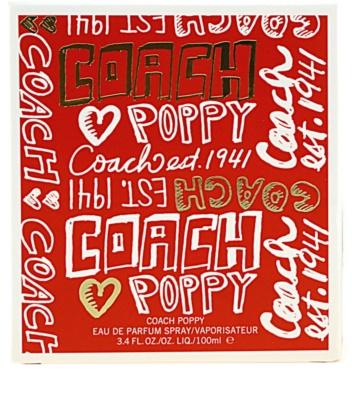 Coach Poppy eau de parfum nőknek 4