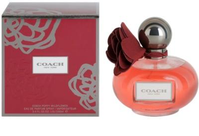 Coach Poppy Wild Flower eau de parfum nőknek