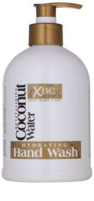 Coconut Water  XBC зволожуюче мило для рук