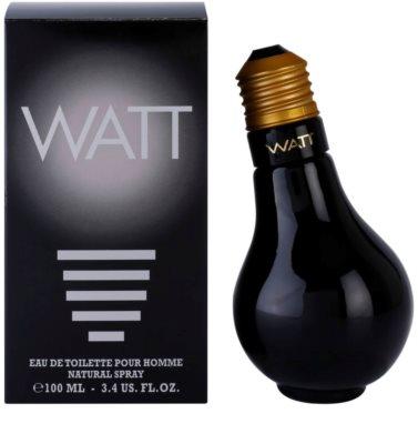 Cofinluxe Watt Black Eau de Toilette pentru barbati