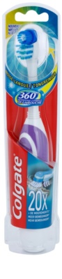Colgate 360°  Complete Care Batterie Zahnbürste