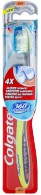 Colgate 360°  Interdental зубна щітка м'яка