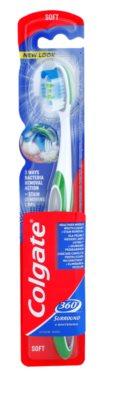 Colgate 360°  Surround + Whitening szczoteczka do zębów soft