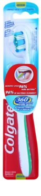 Colgate 360°  Whole Mouth Clean perie de dinti mediu