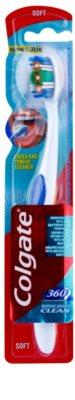 Colgate 360°  Whole Mouth Clean cepillo de dientes suave