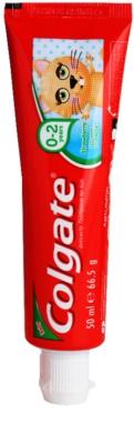 Colgate Baby Zahnpasta für Kinder