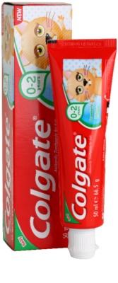 Colgate Baby Zahnpasta für Kinder 1