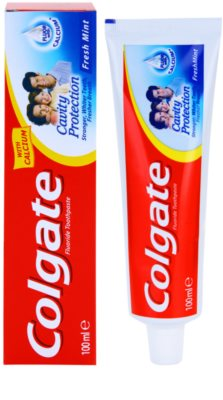 Colgate Cavity Protection зубна паста з фтором 1