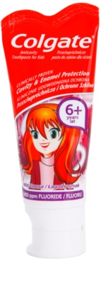 Colgate Cavity & Enamel Protection 6+ Years Zahnpasta für Kinder mit Fluor