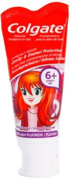 Colgate Cavity & Enamel Protection 6+ Years zobna pasta za otroke s fluoridom