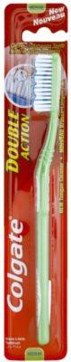 Colgate Double Action escova de dentes medium