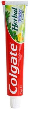 Colgate Herbal White dentífrico herbal com efeito branqueador