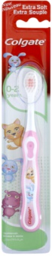 Colgate Kids 0-2 Years cepillo de dientes para niños  extra suave