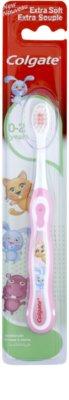 Colgate Kids 0-2 Years Zahnbürste für Kinder extra soft
