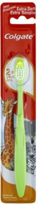 Colgate Kids 2+ Years дитяча зубна щітка екстра м'яка