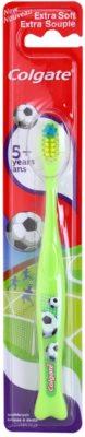 Colgate Kids 5+ Years zubní kartáček pro děti extra soft