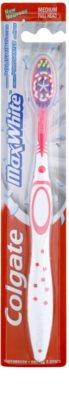 Colgate Max White cepillo de dientes medio