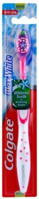 Colgate Max White зубна щітка середньої жорсткості 1