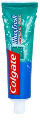 Colgate Max Fresh Clean Mint dentífrico para hálito fresco