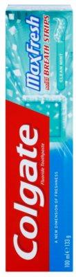 Colgate Max Fresh Clean Mint pasta do zębów odświeżający oddech 2