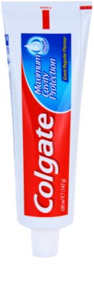 Colgate Maximum Cavity Protection dentífrico