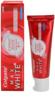 Colgate Max White Expert White pasta de dinti pentru albire 1