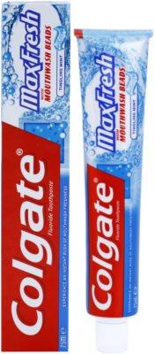 Colgate Max Fresh Mouthwash Beads pasta de dinti pentru o respiratie proaspata 1