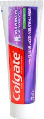 Colgate Maximum Cavity Protection Plus Sugar Acid Neutraliser Zahnpasta