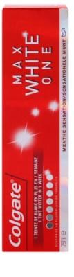 Colgate Max White One dentífrico branqueador 2