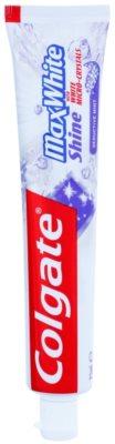 Colgate Max White Shine paszta fogzománc erősítésére a ragyogó mosolyért