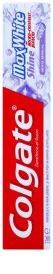 Colgate Max White Shine pasta za krepitev zobne sklenine za sijoč nasmeh 2