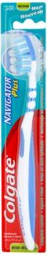 Colgate Navigator Plus escova de dentes medium