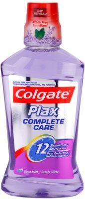 Colgate Plax Complete Care elixir bocal para proteção completa de dentes