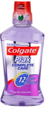 Colgate Plax Complete Care enjuague bucal para una protección completa para dientes