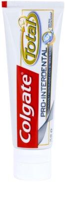 Colgate Total Pro Interdental Paste für den kompletten Schutz Ihrer Zähne