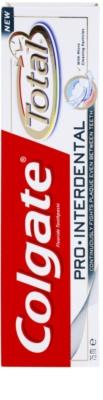 Colgate Total Pro Interdental Paste für den kompletten Schutz Ihrer Zähne 2