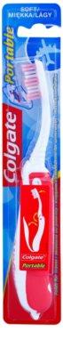 Colgate Portable сгъваема четка за зъби за пътуване софт
