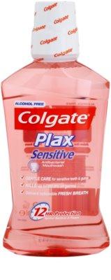 Colgate Plax Sensitive antybakteryjny płyn do płukania jamy ustnej do wrażliwych zębów i dziąseł