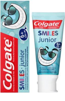 Colgate Smiles Junior Zahnpasta für Kinder 1