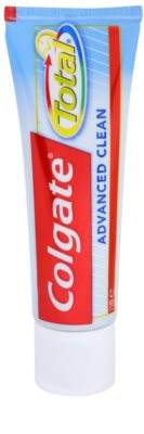 Colgate Total Advanced Clean pasta para dentes e gengivas saudáveis