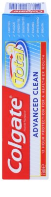 Colgate Total Advanced Clean Pasta pentru dinti sanatosi si gingii sanatoase 2