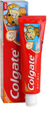 Colgate Toddler паста за зъби за деца 1