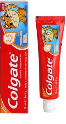 Colgate Toddler pasta do zębów dla dzieci 2