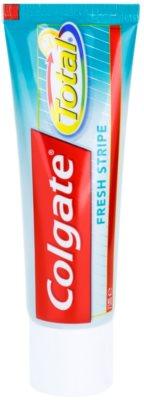 Colgate Total Fresh Stripe Zahnpasta zum vollständigen Schutz der Zähne und einen frischen Atem