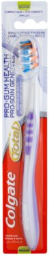 Colgate Total Pro Gum Health Periuța de dinți cu un cap scurt mediu