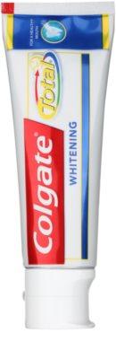 Colgate Total Advanced Whitening fogkrém a  fogak teljes védelmére fehérítő hatással